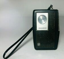 Tested Working Panasonic Model R-1077 7-Transistor Am Handheld Vintage Radio
