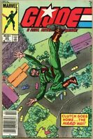 G.I. Joe A Real American Hero #20-1984 fn 6.0 GI G I / 1st Newsstand Variant