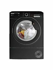 Hoover HLC8LGB-80 B Rated 8kg 4 Temps Condenser Tumble Dryer with Timer