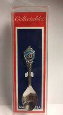 Oklahoma State Spoon Collectors Souvenir New In Box Made In Usa