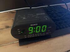 Sony Dream Machine Auto Time Set Model ICF-0218 Radio Alarm AM-FM-DST Clock