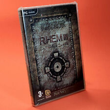 RHEM III 3 LA BIBLIOTECA SEGRETA PC Avventura grafica Nuovo Tutto in italiano