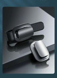 Car Sunglass Holder Sun Visor Clamping Dashboard Paste Accessories Free Shipping