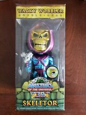 SDCC Funko Wacky Wobbler Masters of The Universe Metallic Skeletor Limited 480