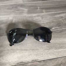 Ray Ban Sunglasses Unisex Mens Womens Metal Black