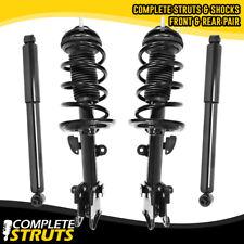 2007-2013 Acura MDX Front Complete Strut & Rear Shock Absorber Bundle