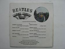 Tony Barrow-The Beatles-The Magical Mystery Tour -1967