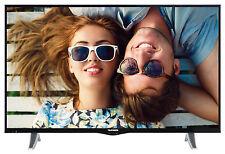 Telefunken D43F289X4CW HD Fernseher 43 Zoll DVB-C/-T2/-S2 SmartTV WLAN HDMI