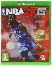 NBA 2K15 (xbox one) BRAND NEW SEALED