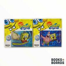 2 x SpongeBob SquarePants Puzzles, 48 & 63 Pieces | Cardinal | 2009 | Complete