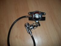 Aqua Lung Calypso 1st and 2nd Stage for Scuba Diving