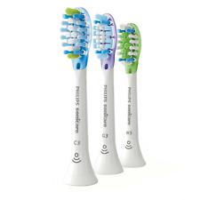 Philips DiamondClean Smart Premium Brush Heads | 3x White Variety Pack | w/o Box