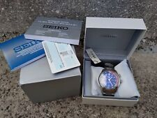 """Seiko 5 Sports """"Compressor"""" - Orologio Automatico Quadrante Blu SRPB25K1"""
