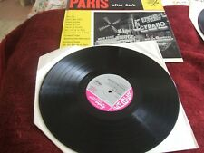 Paris after dark, Golden Strings of Constantine, Ember Records