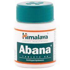 2 Bottles x Himalaya ABANA 60 Tablets Each Antihyperlipidemic For Heart Health