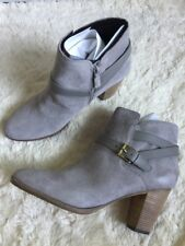 Cole Haan Women's Hayes Ankle Bootie - Ironstone Suede - Size 10.5 - New w/Box