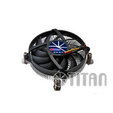 Titan Intel Socket 1155/1156  Low Profile HTPC CPU Cooler  ( DC-155A915Z/RPW)