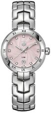 WAT1415.BA0954 | GIFT FOR HER BRAND NEW TAG HEUER LINK PINK DIAL WOMEN'S WATCH