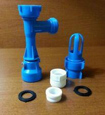 Fill and Drain Pump Faucet Adapter Kit Blue Magic