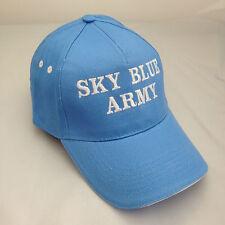 Blue Sky Esercito CCFC COVENTRY CITY ricamato Berretto da Baseball Cappello
