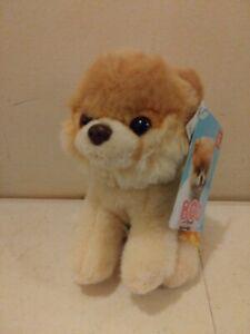"GUND Itty Bitty Boo flowered bathing suit Stuffed Animal Plush Toy 5"" w/Tag #007"