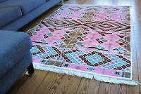 Neu 130x200 cm Orientalischer Läufer Teppich,Kelim ,Carpet,Rug,Damaskunst S 2429