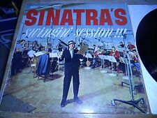 """FRANK SINATRA´S """"SWINGIN´ SESSIONS"""" 1961 CAPITOL RECORDS DMM DUTCH PRESSED USED*"""