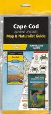 CAPE COD ADVENTURE SET - NATIONAL GEOGRAPHIC MAPS (COR)/ WATERFORD PRESS (COR) -