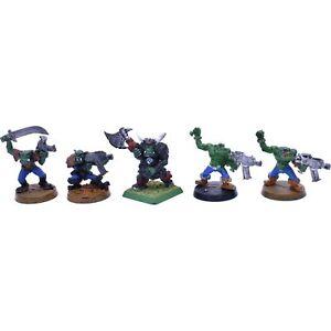 Space Boyz Rogue Metal oop Orks Warhammer 40k