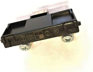 GENUINE NEW OEM HONDA 38231-SFE-J01 Multi Block (120Amp / 40Amp) Fuse A w screws