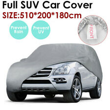 XL SUV Full Car Cover Waterproof Outdoor Vented Snow Protection For Mazda CX-9