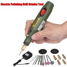 Electric Mini Drill Grinder Grinding Set Polishing Drilling Cutting Tool Set