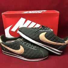 the best attitude f2d0a d154e Nike Classic Cortez Nylon Premium QS Olive Green Khaki White 624611-303 Sz  11