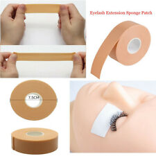 5m/Roll Foam Sponge lash Patch Medical Tape Lint Free Eye Pads Under Patches /