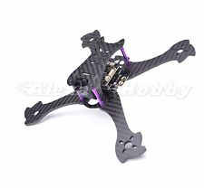 Mark1 210 210mm 3K Carbon fiber Frame Kit 4mm Arm Thickness With w/ 5V 12V PDB