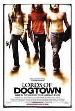 LORDS OF DOGTOWN Movie POSTER 27x40 Heath Ledger Samantha Lockwood Victor Rasuk