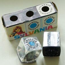 SYLVANIA Blitzwürfel Flashcube, 2 Stück, originalverpackt mit Lagerspuren