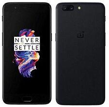 OnePlus 5 - 64GB - Midnight Black (Unlocked) Smartphone Dual Sim