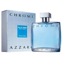 Parfum AZZARO CHROME EAU DE TOILETTE 100ML Neuf et Sous Blister