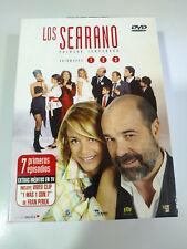 Los Serrano Primera Temporada Volumenes 1-3 - 3 x DVD Español