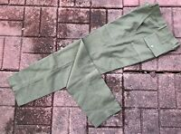 Vietnam War ARVN Od Green Trouser Pant RVN Infantry Division