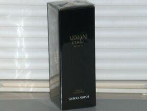 ARMANI CODE ABSOLU Giorgio Armani Men's PARFUM Spray 6.7 oz, 200 ml, NEW, SEALED