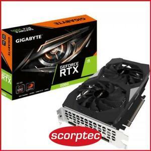 Gigabyte GeForce RTX 2060 OC, 6GB