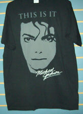 Michael Jackson T Shirt This Is It Sz. Med