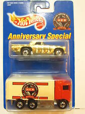 HOT WHEELS 2 CAR PACK ANNIVERSARY SPECIAL HAULER - '57 T BIRD