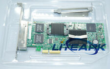 Dell Intel Gigabit Quad Network Adapter OHM9JY D96950-006 0YT674  CPU-D42543