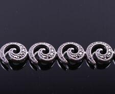 SNAİL Turkish Handmade Marcasite 925 Sterling Silver Woman Ladies Bracelets