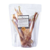 Live Pawsitively Beef Tendon Single Ingredient Dog Chew, 6 per package
