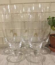 New listing 5 Pilsner Urquell 0.5l Rastal Beer Glass Glasses Beautiful!