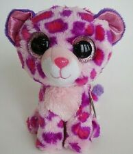 1d661a7fe2f Ty Beanie Boo Boos Glamour Pink Leopard 6